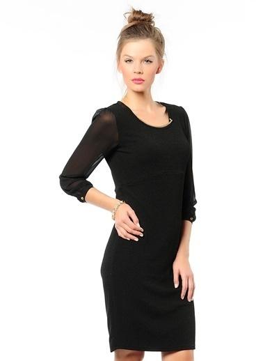 Vero Moda Vero Moda Elbise Siyah
